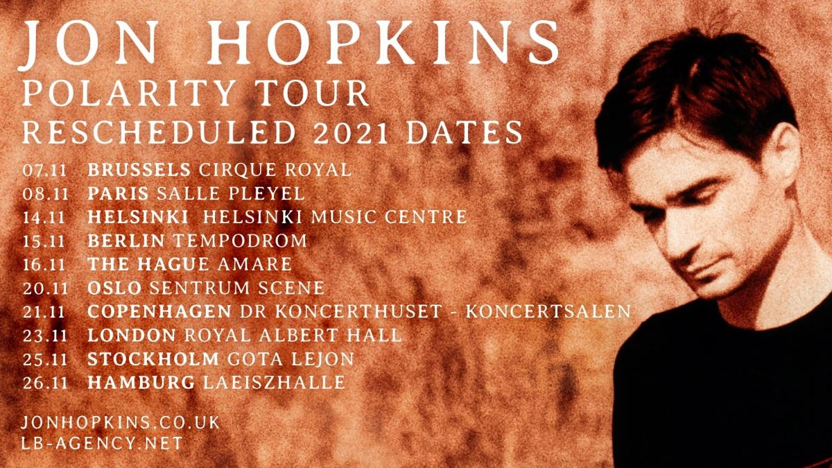 Polarity tour dates